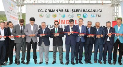 8 PROJEDEN İKİSİ SOLHAN'IN