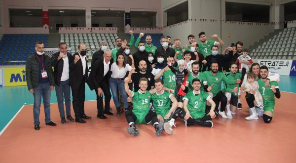 SOLHAN, PLAY OFF'A ÇOK YAKIN